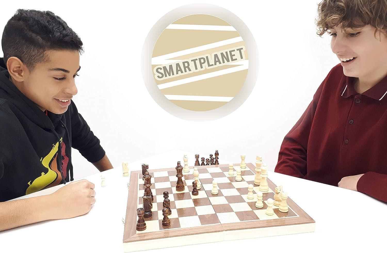 Smart Planet Kochl/öffel aus Holz 4er Set zum Kochen und Backen 4 Verschiedene Holzkochl/öffel aus Buchenholz universeller Einsatz in der K/üche