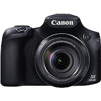 Canon Powershot Sx60 Hs Fotoğraf Makinesi, Full HD (1080p), Siyah, 2 Yıl Canon Eurasia Garantili