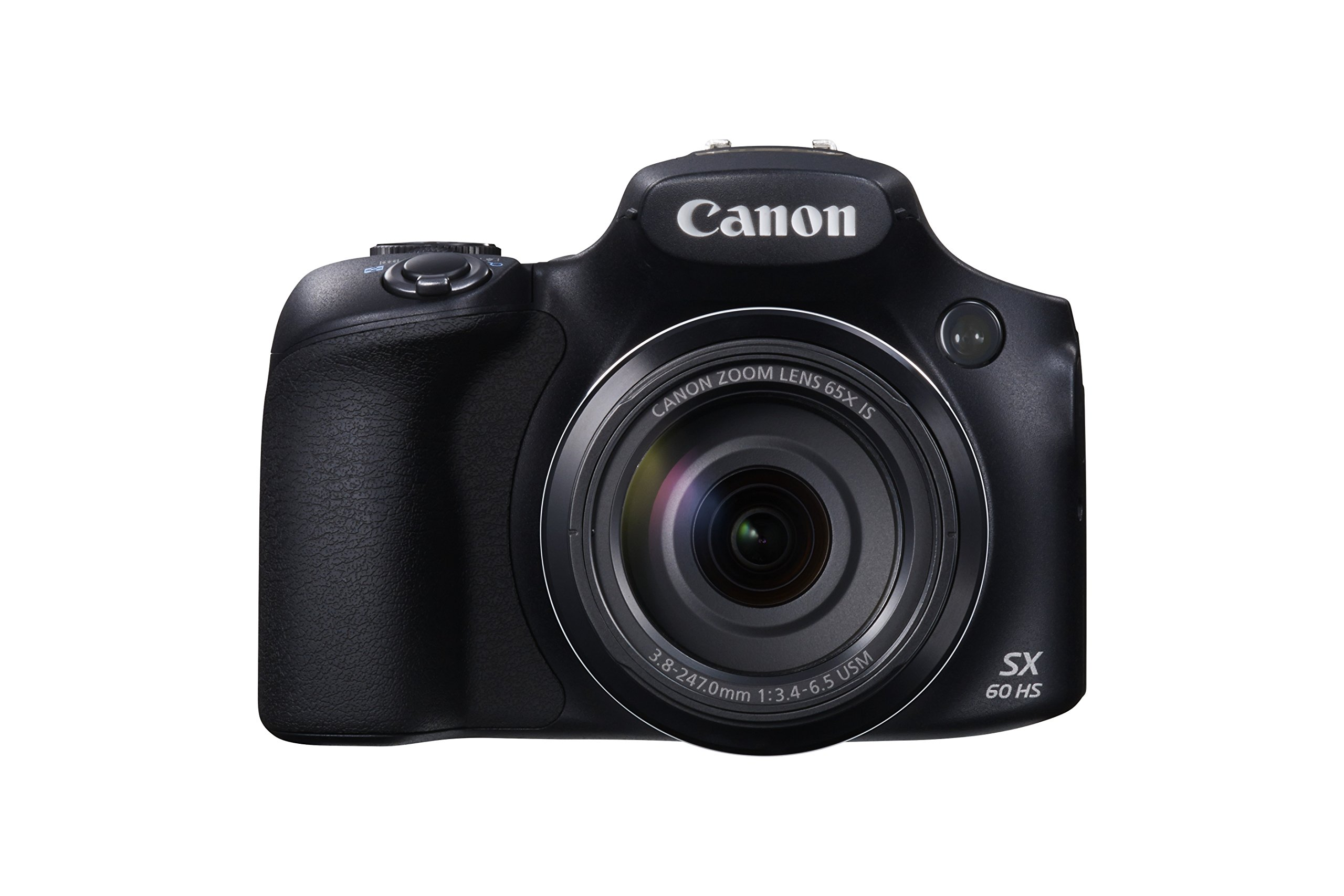 Canon PowerShot SX60 HS Fotocamera Compatta Digitale, 16 Megapixel, Nero/Antracite product image