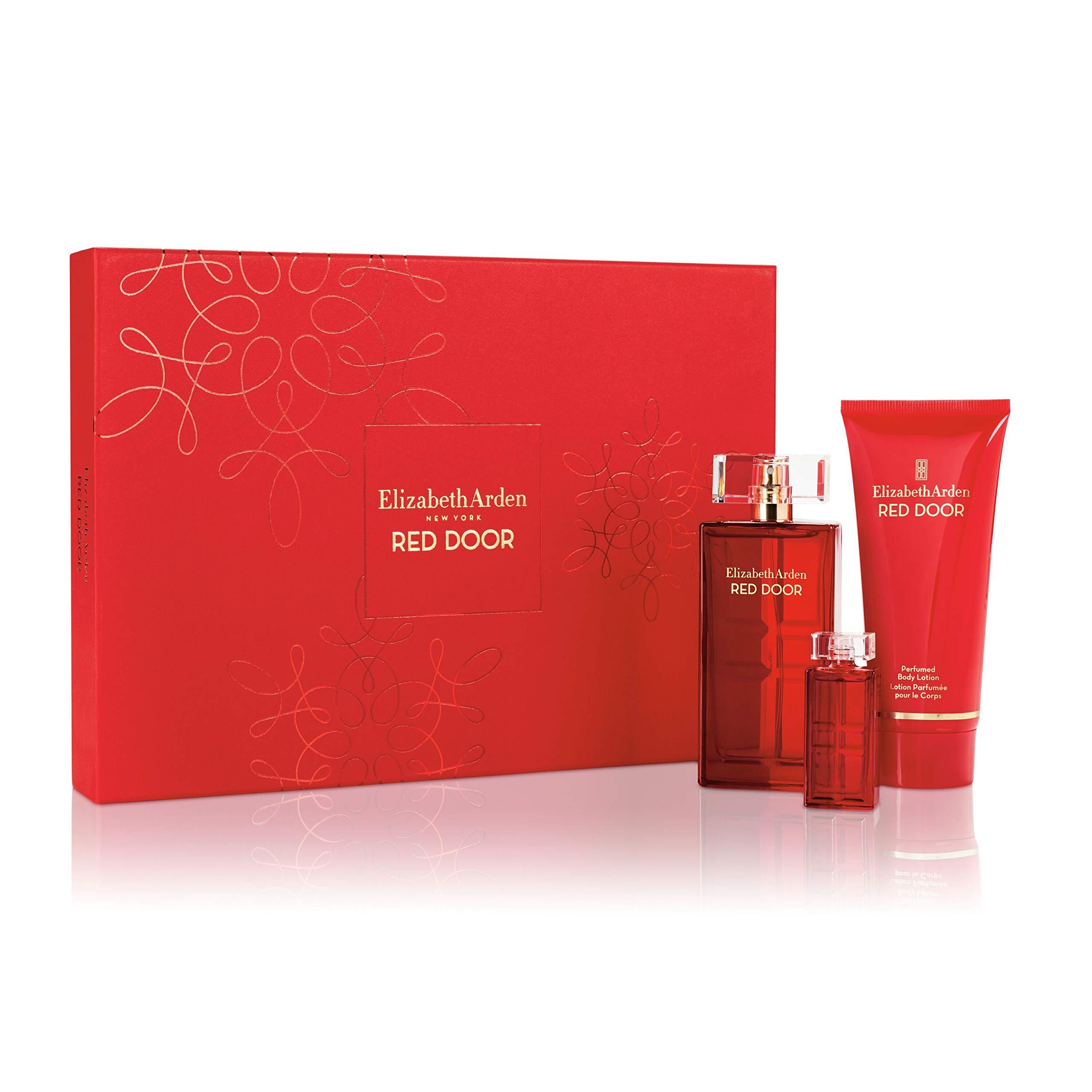 Elizabeth Arden Red Door 1.7 oz 3 Piece Fragrance Gift Set, Perfume for Women, 3 ct. by Elizabeth Arden