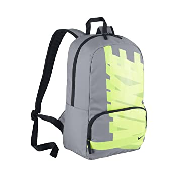 2ce36c8736 Nike Men s Classic Turf Backpack-Grey Yellow