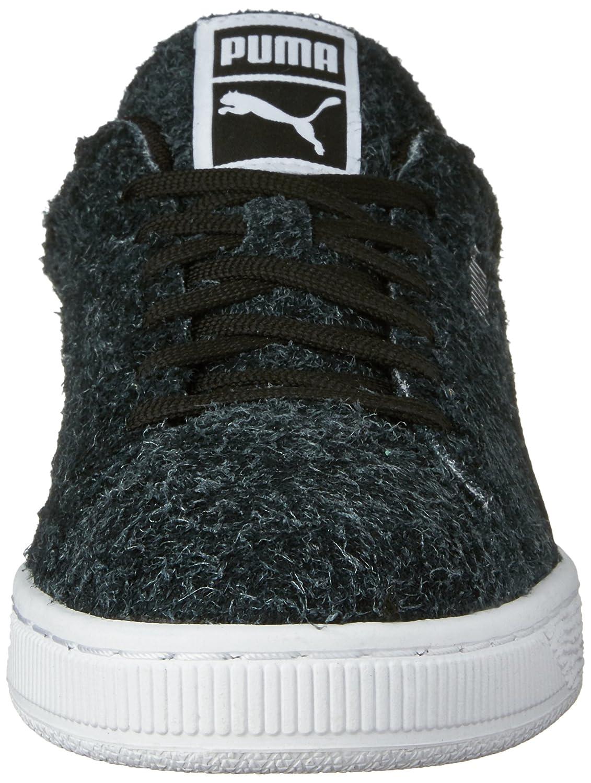 PUMA Women's M Suede Elemental WN's Fashion Sneaker B01C9JJHPI 8.5 M Women's US|Puma Black-puma White bbece4