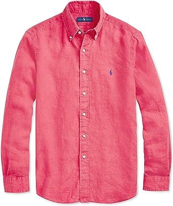 NEW Polo Ralph Lauren Longsleeve Classic Fit Stretch Buttondown Shirt