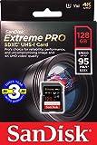 【 3年保証 】SanDisk サンディスク SDXC カード 128GB Extreme Pro UHS-I 超高速U3 Class10 [並行輸入品]