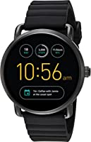 Fossil Q Wander Silicone Touchscreen Smartwatch