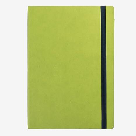 Amazon.com: Legami – Cuaderno, cuadrícula grande black-p ...