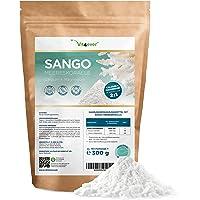 Sango Zeekoraal - 300 g poeder - Natuurlijke bron van calcium (20%) & magnesium (10%) in de lichaamseigen verhouding van…