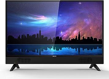Akai - Modelo AKTV3215 - Televisor de 32 pulgadas TV LED HD, con barra de sonido integrada: Amazon.es: Electrónica