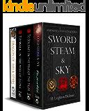 Sword, Steam and Sky: Four Book Fantasy Bundle
