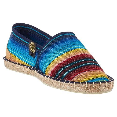 Art Of Soule | Alpargatas Planas sin Cordones - Originales y Auténticas - Fabricadas en Francia - Bohemian - Tequila: Amazon.es: Zapatos y complementos