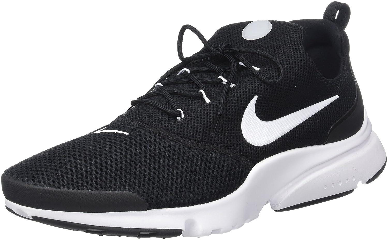 Nike Herren Presto Fly Gymnastikschuhe  475 EU|Schwarz (Black/White/Black 002)