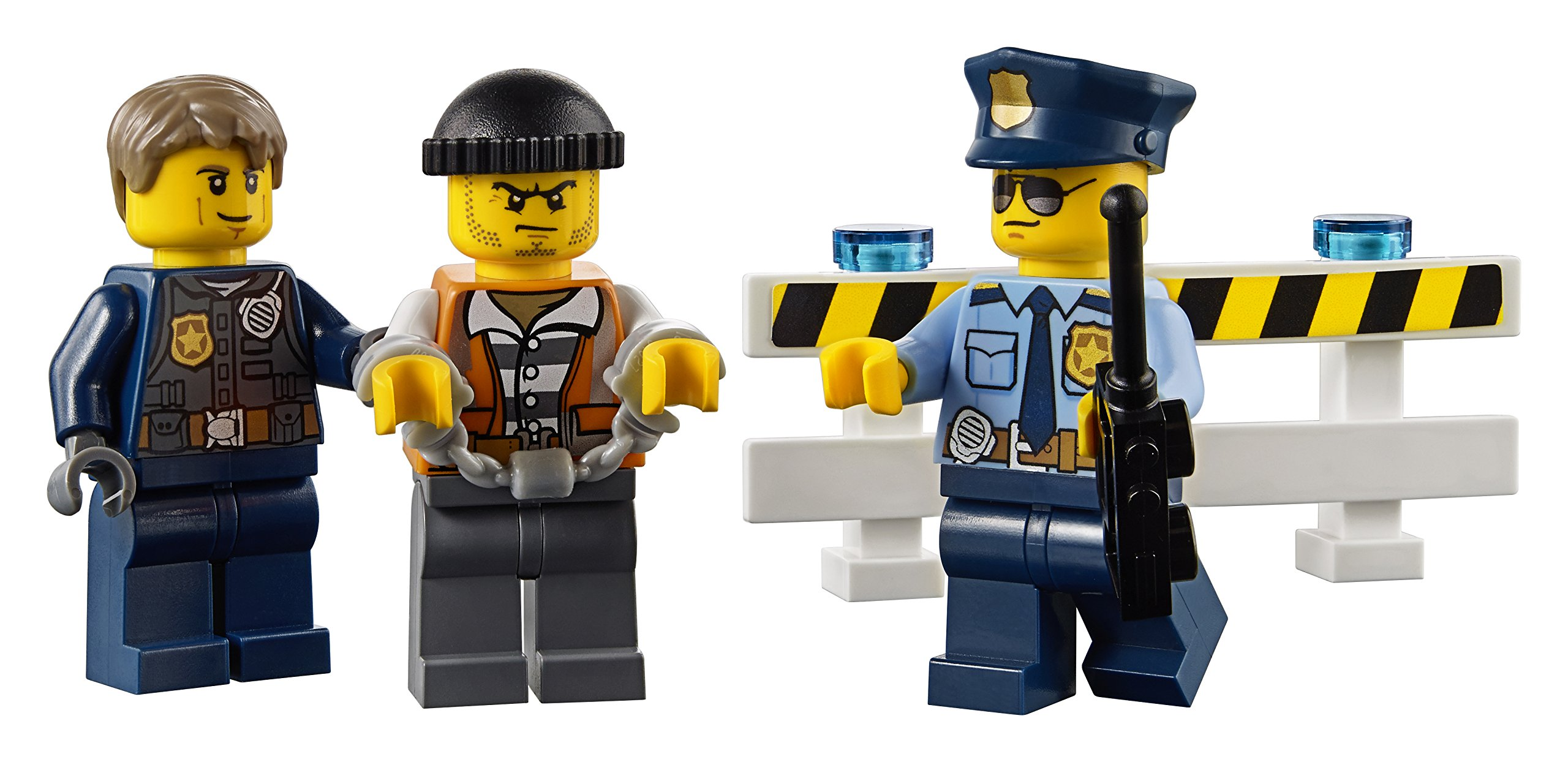 LEGO City Police High-Speed Chase 60138 Building Toy by LEGO (Image #9)