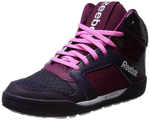 Reebok Women's Dance Urtempo Mid Purple