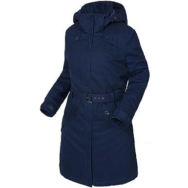Trespass Prue - Veste matelassée - Femme (M) (Bleu foncé)  Amazon.fr   Vêtements et accessoires 65299c7ebed