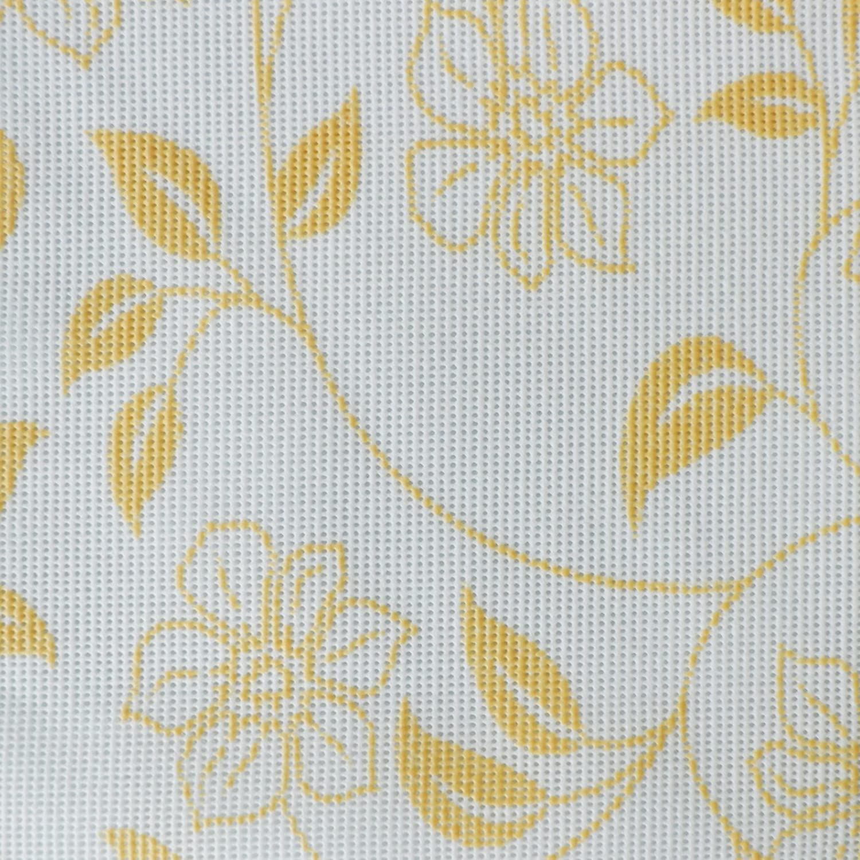 rechteckig 130 cm x 160 cm Weichschaum Tischdecke f/ür Garten und Balkon casa pura/® Gartentischdecke Bianca rot mit verspieltem Blumenmuster
