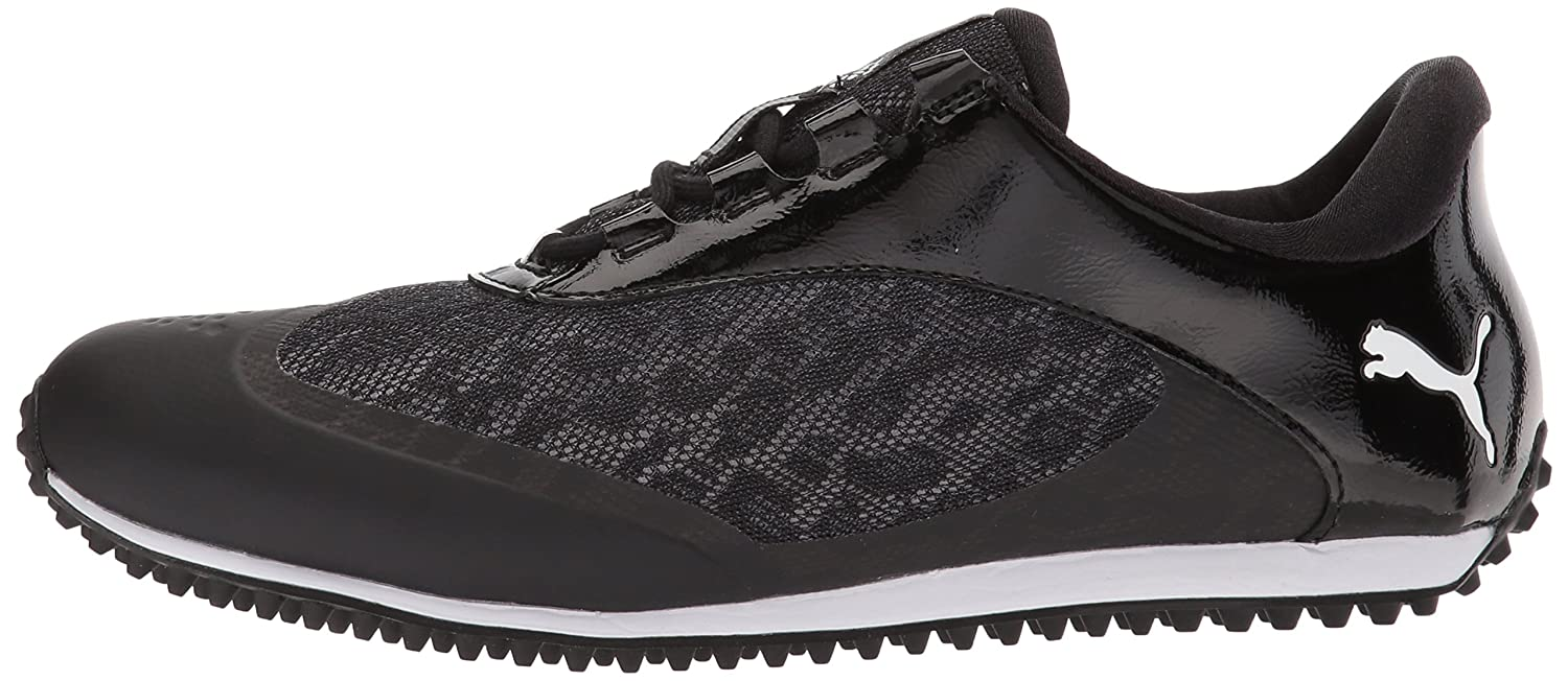 PUMA Women's Summercat Sport B(M) Golf Shoe B074ZNFLWW 8.5 B(M) Sport US|Black/White dd4d91