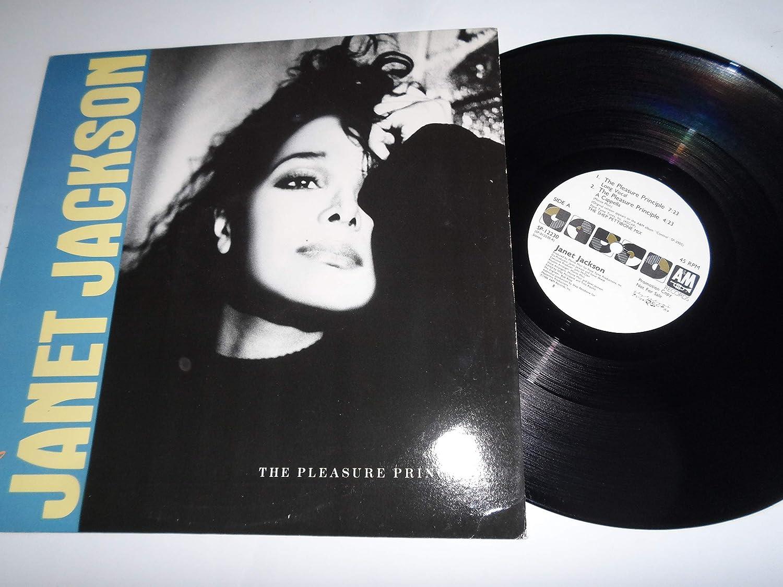 Janet Jackson - Janet Jackson / The Pleasure Principle ...