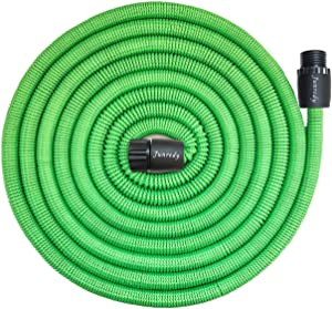 Junredy Upgraded Water Hose Expandable Garden Hose - Durable Fabric | 3/4