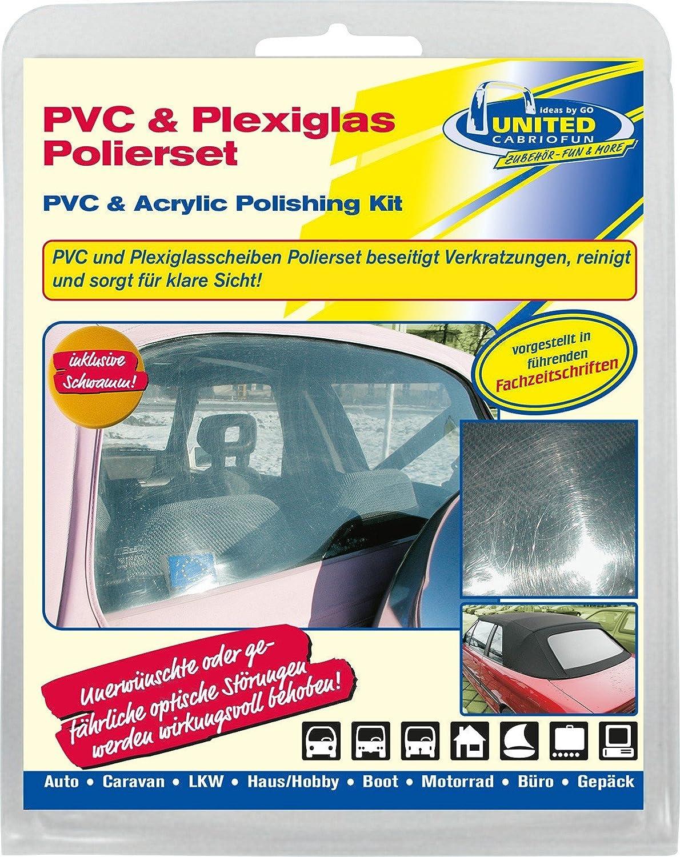 ATG CF004 PVC y plexiglás Discos para pulir Set: Amazon.es: Coche y moto