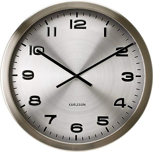 Present Time Karlsson Wall Clock Maxie