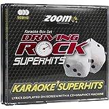 Zoom Karaoke CD+G - Driving Rock Superhits - Triple CD+G Karaoke Pack [Import anglais]