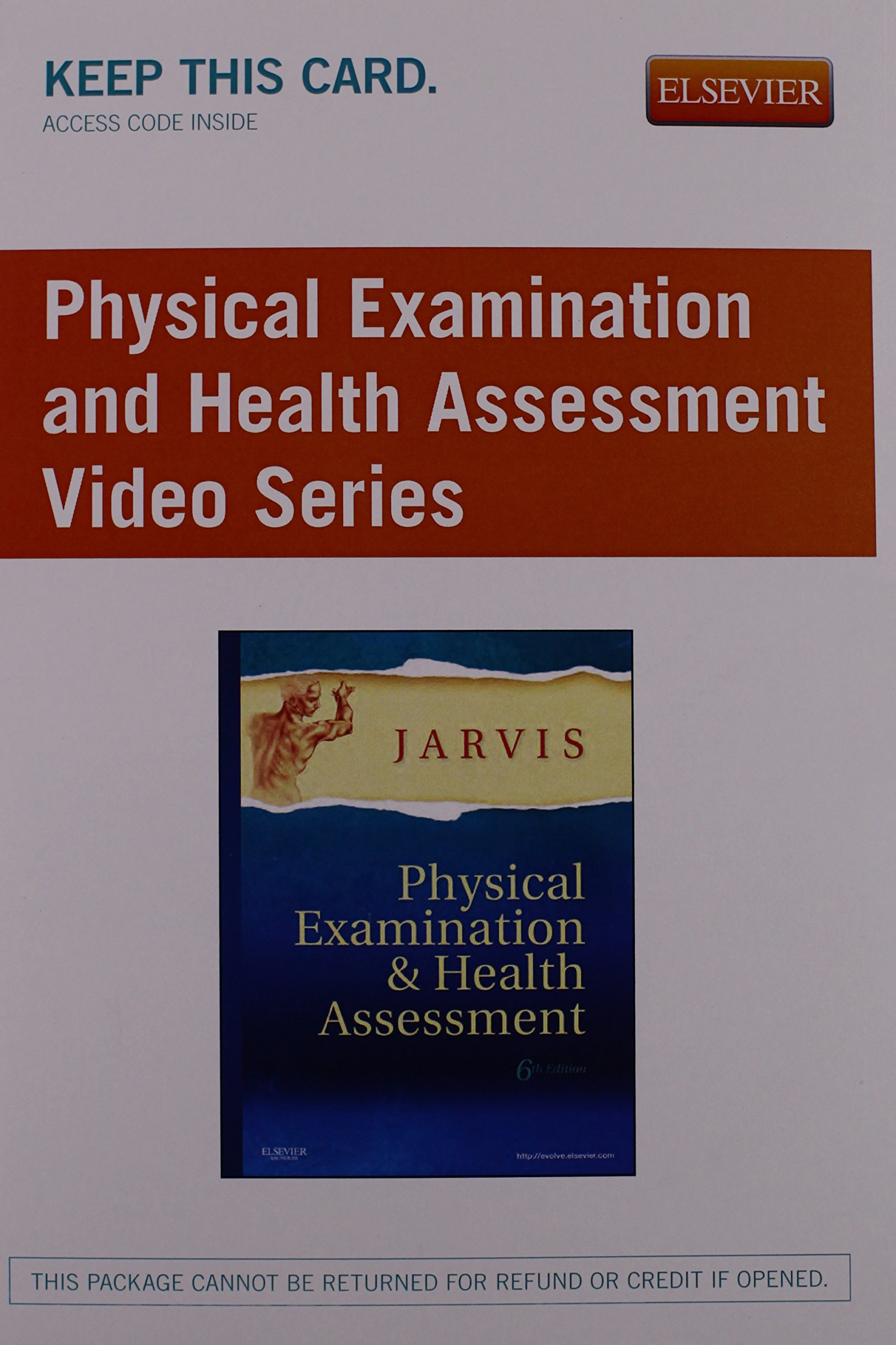 Physical Examination and Health Assessment by imusti