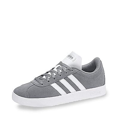 adidas unisex vl court 2.0 k