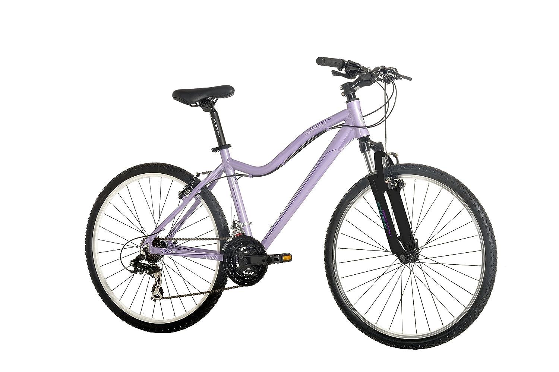 Monty KY12 Bicicleta de Montaña, Unisex Adulto, Lila, XS: Amazon ...