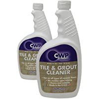 Tile & Grout Cleaner ~ You receive TWO 32oz flip cap bottles CD225