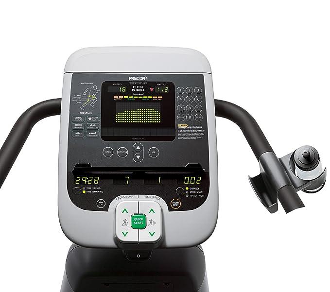 Precor EFX 546i elíptica de la serie comercial Fitness Crosstrainer (2009 modelo): Amazon.es: Deportes y aire libre