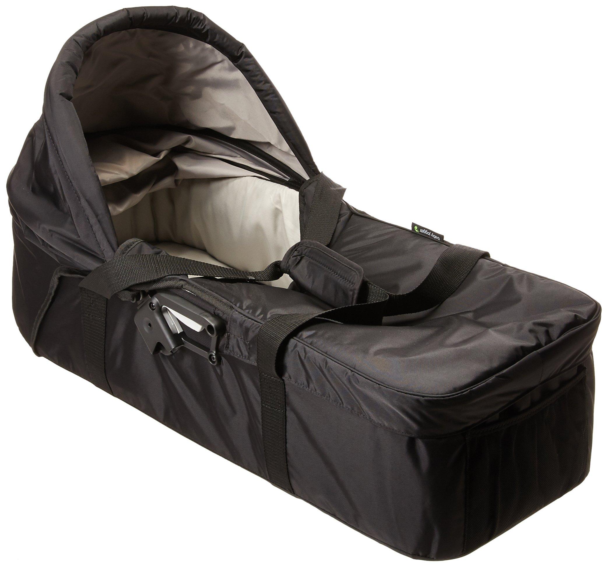 Baby Jogger Compact Pram MB Single/Double, Black/Gray