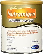 Nutramigen Premium con LGG Formula para Lactantes en Polvo para 0-12 Meses, 357 g
