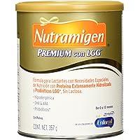 Nutramigen Premium con LGG, Fórmula para Lactantes en Polvo para Bebés de 0 a 12 Meses, Lata 357 gr