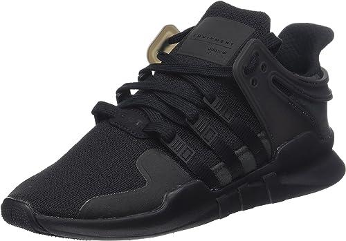 black eqt trainers cheap online