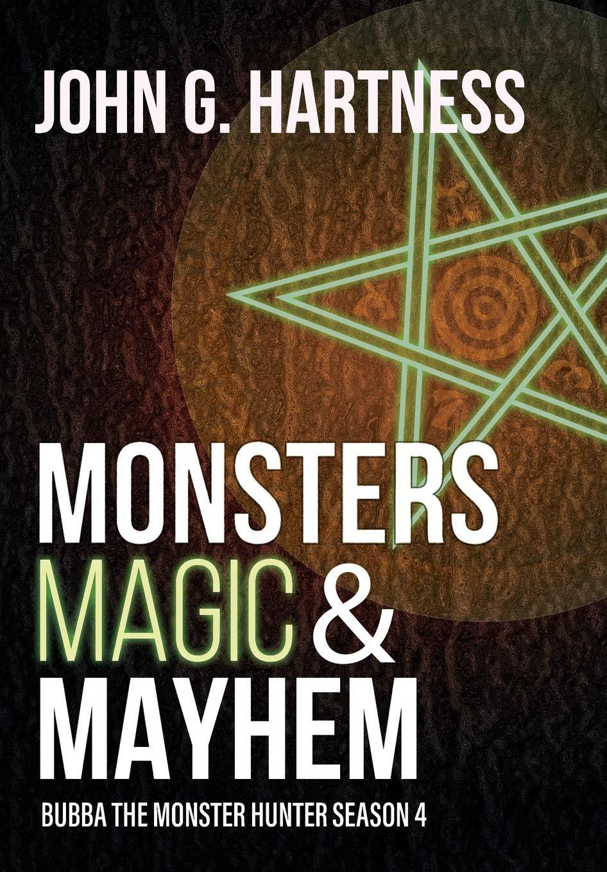Download Monsters, Magic, & Mayhem: Bubba the Monster Hunter Season 4 PDF