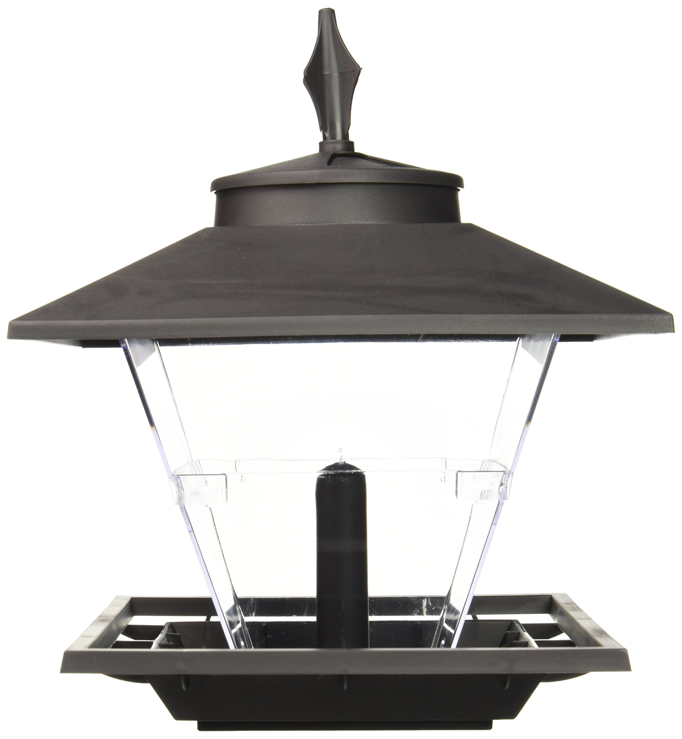 North States 9000 Large Pop Up Coach Lamp Hanging Bird Feeder