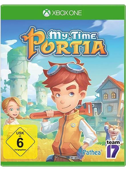 My Time at Portia (XBox One): Amazon.es: Videojuegos