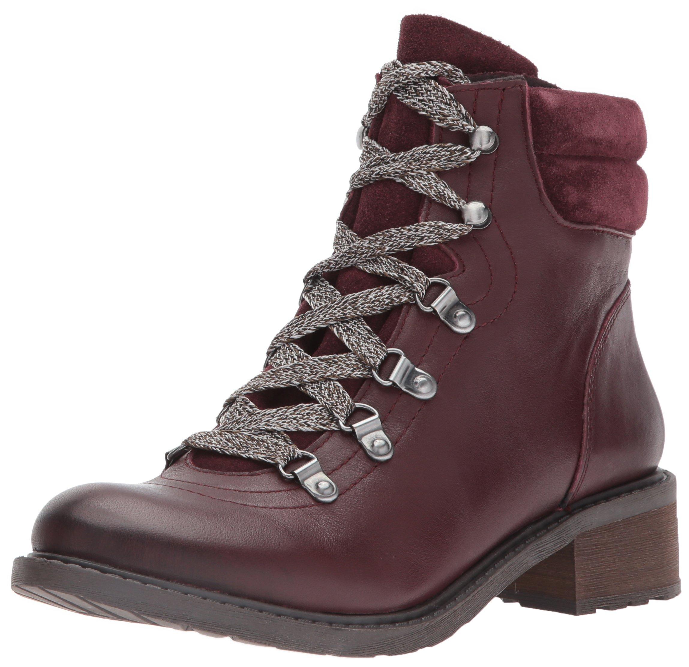 Sam Edelman Women's Darrah Ankle Boot, Malbec, 10.5 Medium US