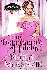 The Debutante's Holiday: Western Historical Romance (The Debutantes of Durango Book 3) Kindle Edition