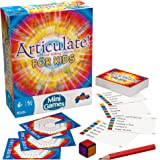 Drumond Park Articulate for Kids Mini Board Game, Travel Games for Kids, Compact Version of The Fast Talking Description…