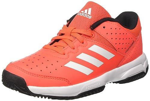 adidas Court Stabil Jr, Zapatillas de Balonmano Unisex Niños: Amazon.es: Zapatos y complementos