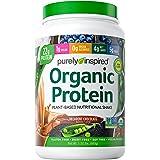 Vegan Protein Powder Smoothie Mix | Purely Inspired Organic Protein Powder | Plant Based Protein Powder for Women & Men | Pea