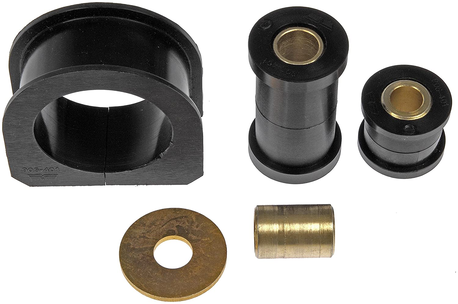 Dorman 905-401 Power Steering Rack Mount Bushing for Toyota Trucks Dorman - OE Solutions