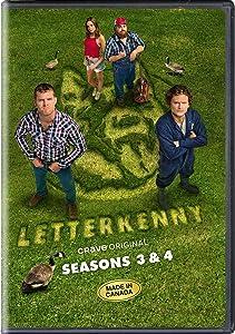 Letterkenny: Seasons 3 & 4