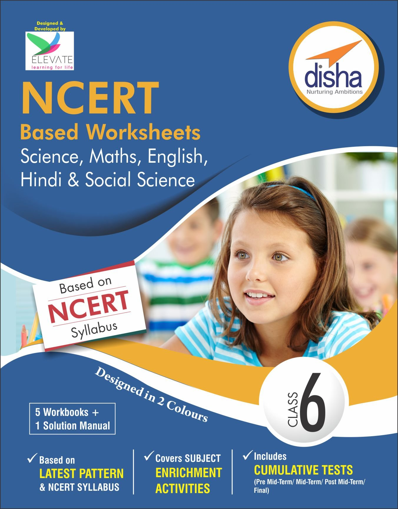 NCERT Based Worksheets for Class 6 - Science, Maths, English, Hindi ...