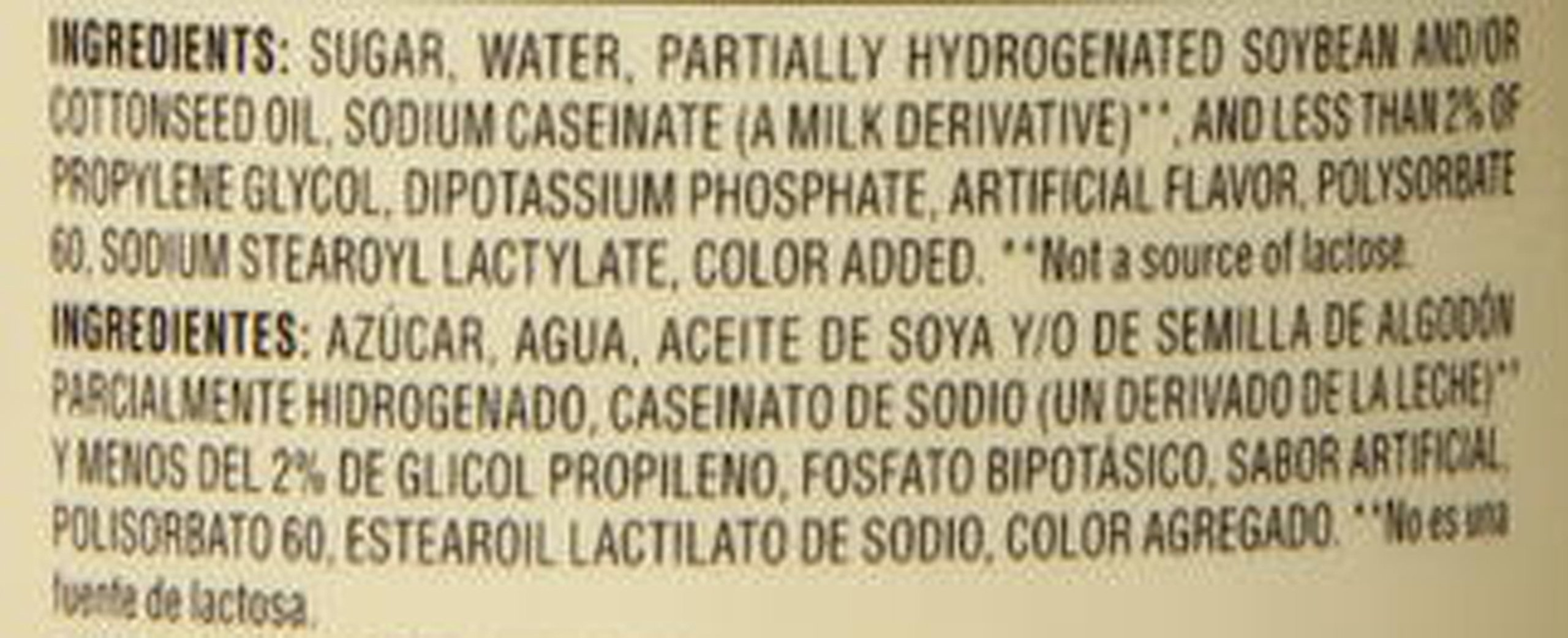Nestle Coffee-mate Coffee Creamer, Sweetened Original, 21.1 oz liquid pump bottle by Nestle Coffee Mate (Image #3)