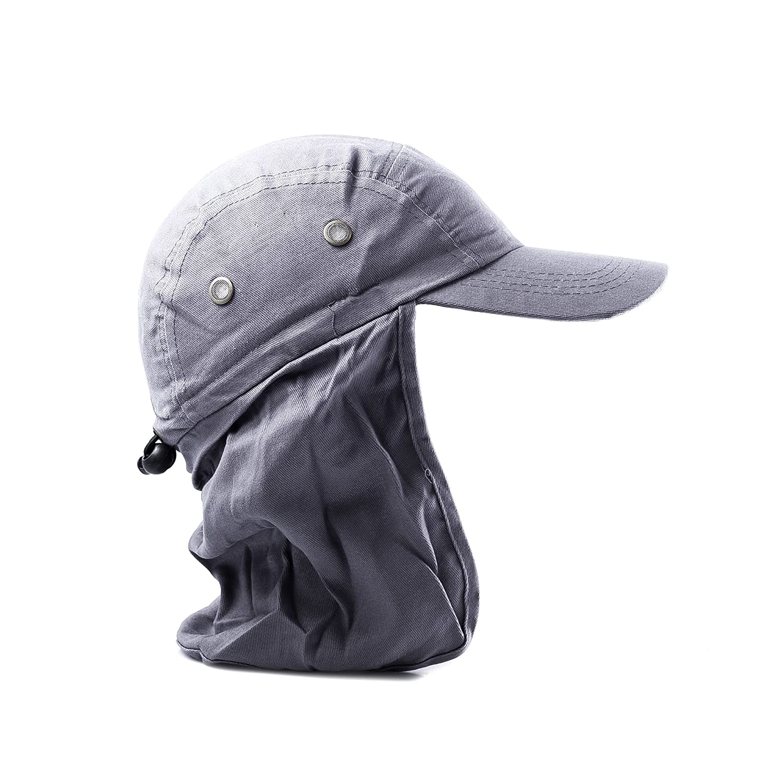 Grey Legionnaires Cap Accessoryo