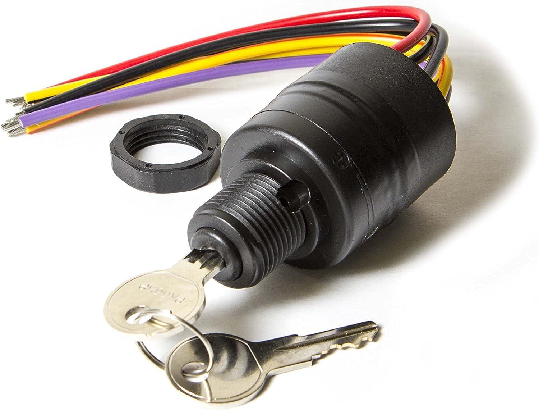 Sierra MP41070-2 Ignition Switch