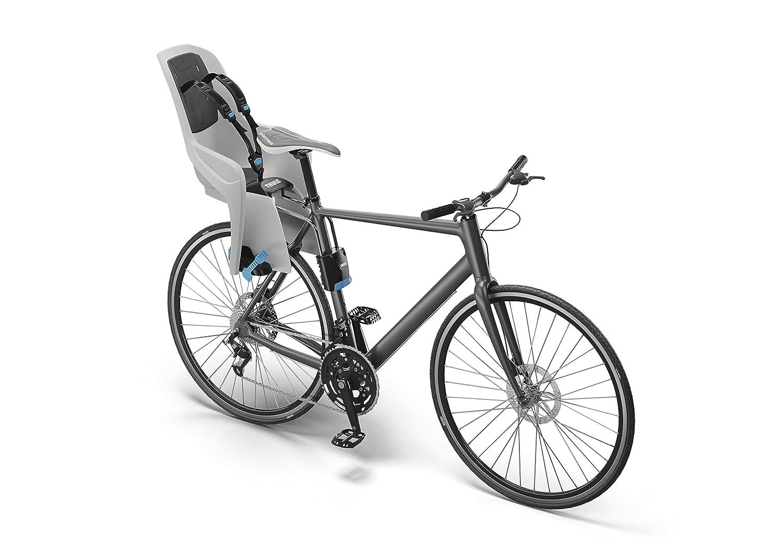 THULE Ridealong Child Bike Seat Light Grey