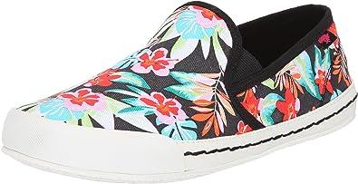 Scoop Hawaii Dream Cotton Slip-On Shoe